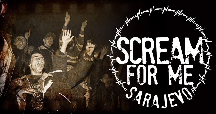 CIMMfest: Nagrada za najbolji dokumentarni film dodijeljena SCREAM FOR ME SARAJEVO