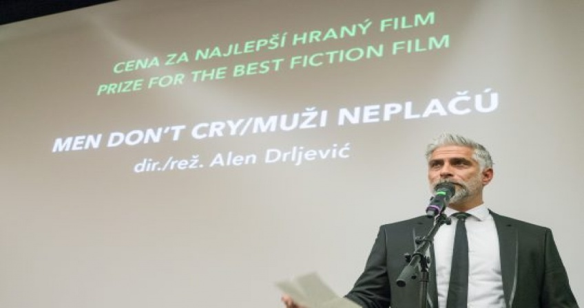 19th Bratislava International Film Festival: Best Fiction Film Award for MEN DON'T CRY