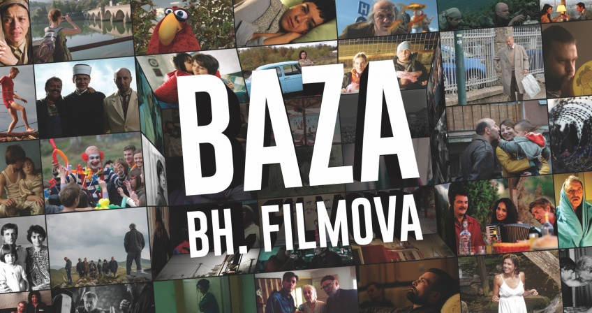 THE  FIRST ONLINE BASE OF FILMS FROM BOSNIA AND HERZEGOVINA