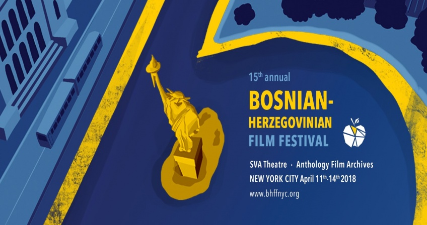 Program announced for The Fifteenth Annual Bosnian-Herzegovinian Film Festival in New York City