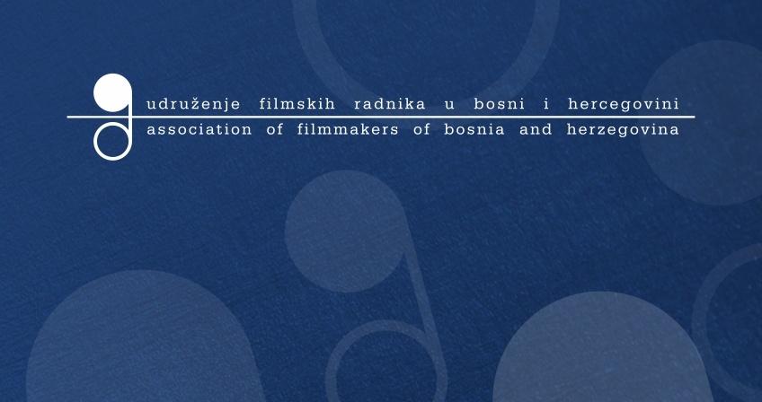 Obaviještenje i poziv članovima Udruženja filmskih radnika u Bosni i Hercegovini