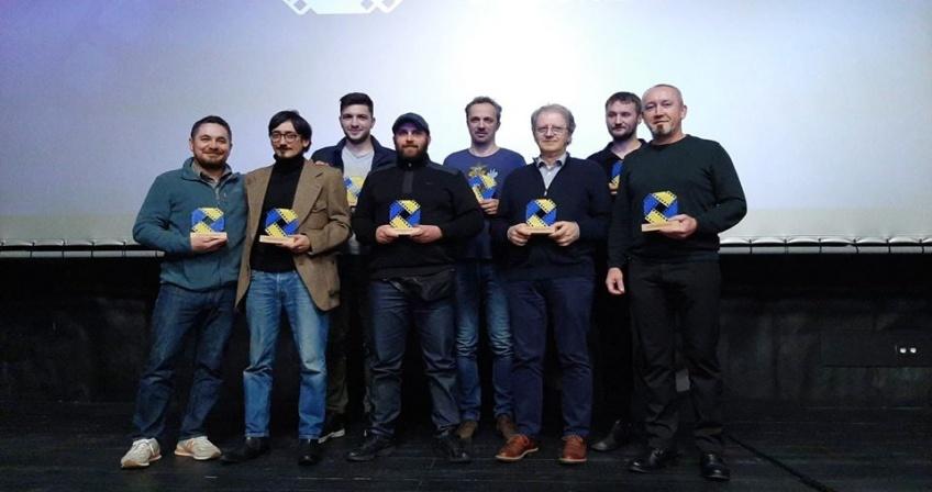 Dodijeljene nagrade Asocijacije snimatelja BiH