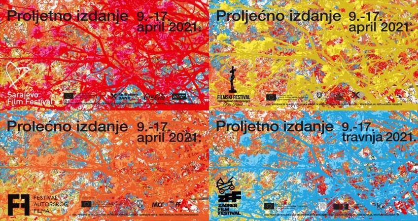 Proljetno izdanje Sarajevo Film Festivala na prvom zajedničkom regionalnom filmskom festivalu