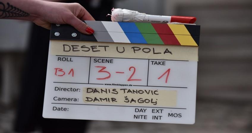 Shooting New Danis Tanović's Film Started in Sarajevo
