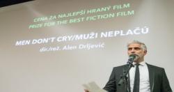 19th Bratislava International Film Festival: Best Fiction Film Award for MEN DON'T CRY