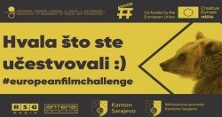 First Round of Second European Film Challenge in Bosnia and Herzegovina is finished!